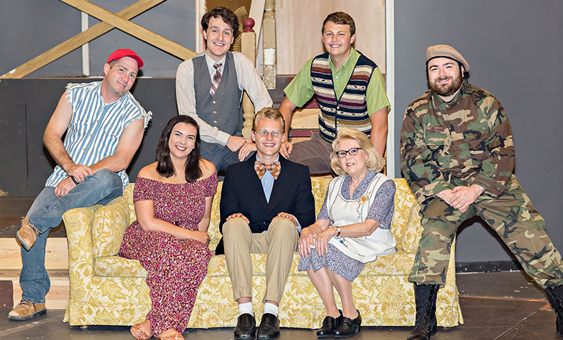The Foreigner Fall 2018 Mchenry County College
