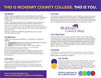 MCC Brand Information Handout