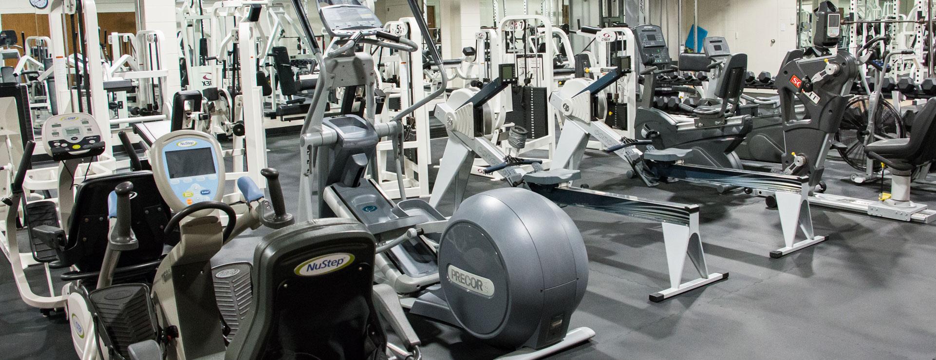 Mcc Fitness Center Exercise Equipment