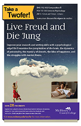 Live Freud and Die Jung
