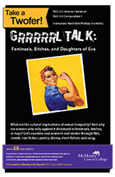 Grrrrrl Talk: Feminazis, Bitches, and Daughters of Eve