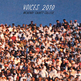 2010 Voices cover image