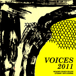 2011 Voices cover image