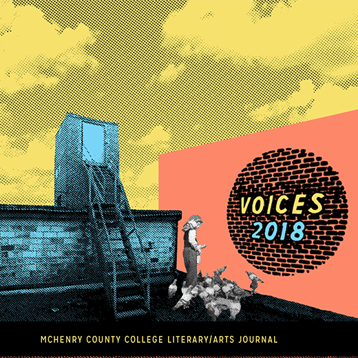 2018 Voices cover image